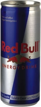 Red Bull Energy Drink  0,25 l Dose