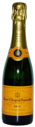 Veuve Clicquot Yellow Label Champagner 0,375 l