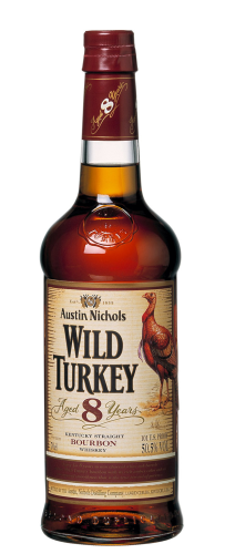 Wild Turkey 8 Years Whisky 0,7 l