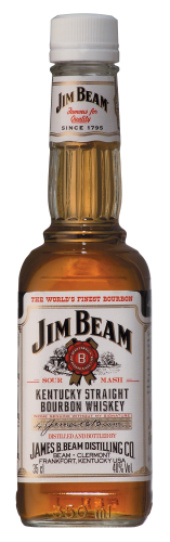 Jim Beam Whisky 0,35 l