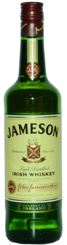 Jameson Irish Whiskey Whisky 0,7 l