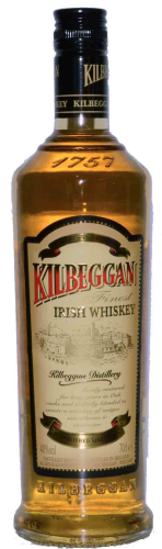 Kilbeggan Irish Whiskey Whisky 0,7 l