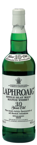 Laphroiag 10 years old Whisky 0,7 l