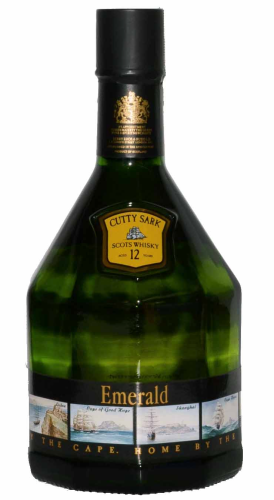 Cutty Sark Emerald 12 Y.  Whisky 0,7 l