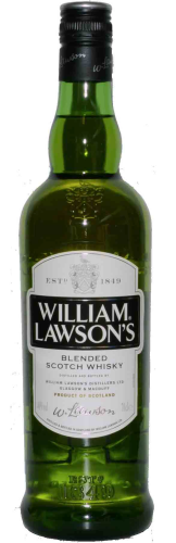 William Lawson Whisky 0,7 l