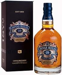 Chivas Regal 18 jährig  Whisky 0,7 l