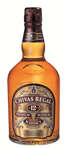 Chivas Regal 12 jährig  Whisky 0,35 l