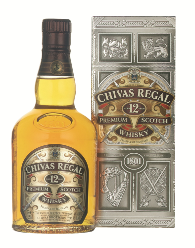 Chivas Regal 12 jährig  Whisky 0,7 l