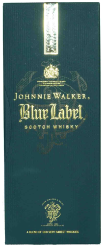 Johnnie Walker blue Label  Whisky 0,7 l
