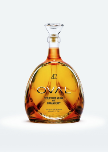Oval 42 Rowan Berry 42%  Wodka 0,7 l