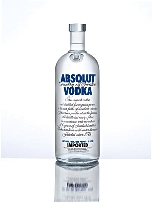 Absolut Vodka  Wodka 0,35 l
