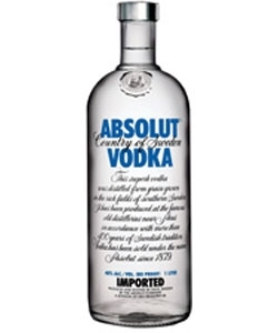 Absolut Vodka  Wodka 0,7 l